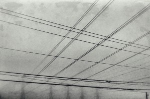 Powerline Crosshatch